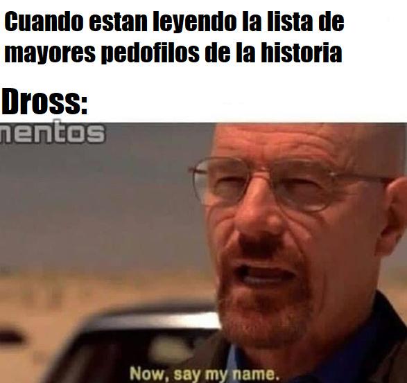 Gordross Pedrossfilo - meme