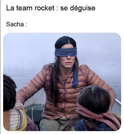 Kono team roquette da - meme