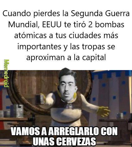 Hirohito - meme