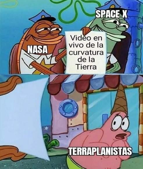 Nasa wins - meme