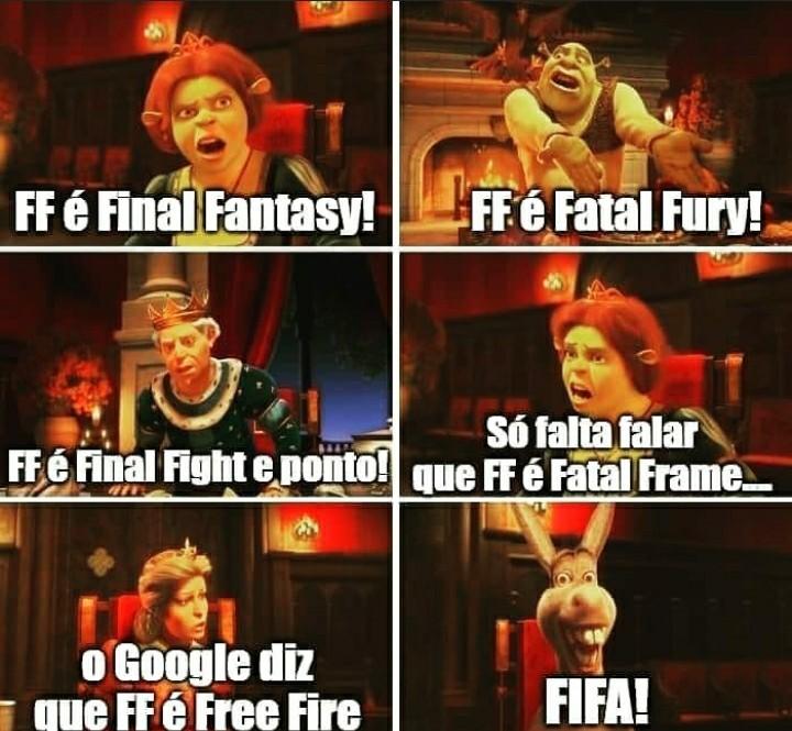 Ff gado d+ - meme