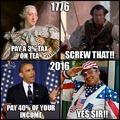 americans became faggots