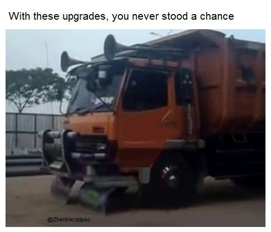 Upgrades - meme