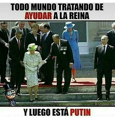 Este Putin... - meme