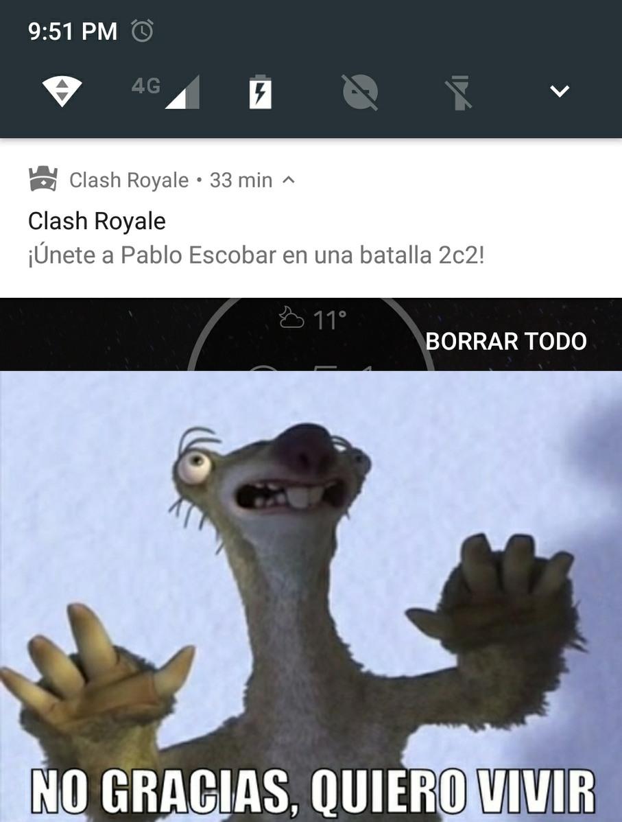 El titulo del meme