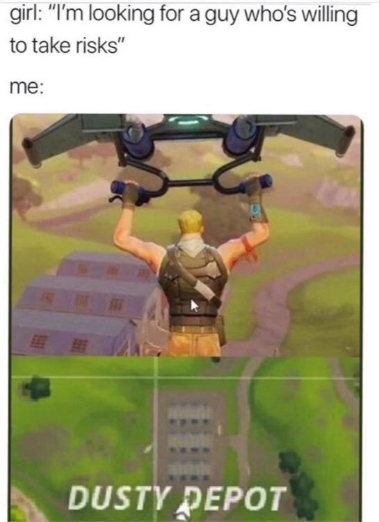 more fortnite memes?