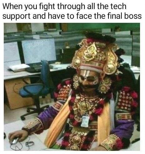 Scammer - meme