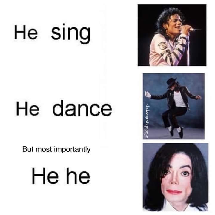 The legend - meme
