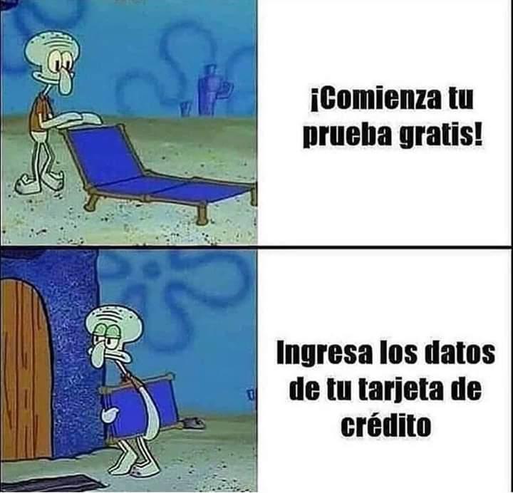 Maldita pobreza - meme
