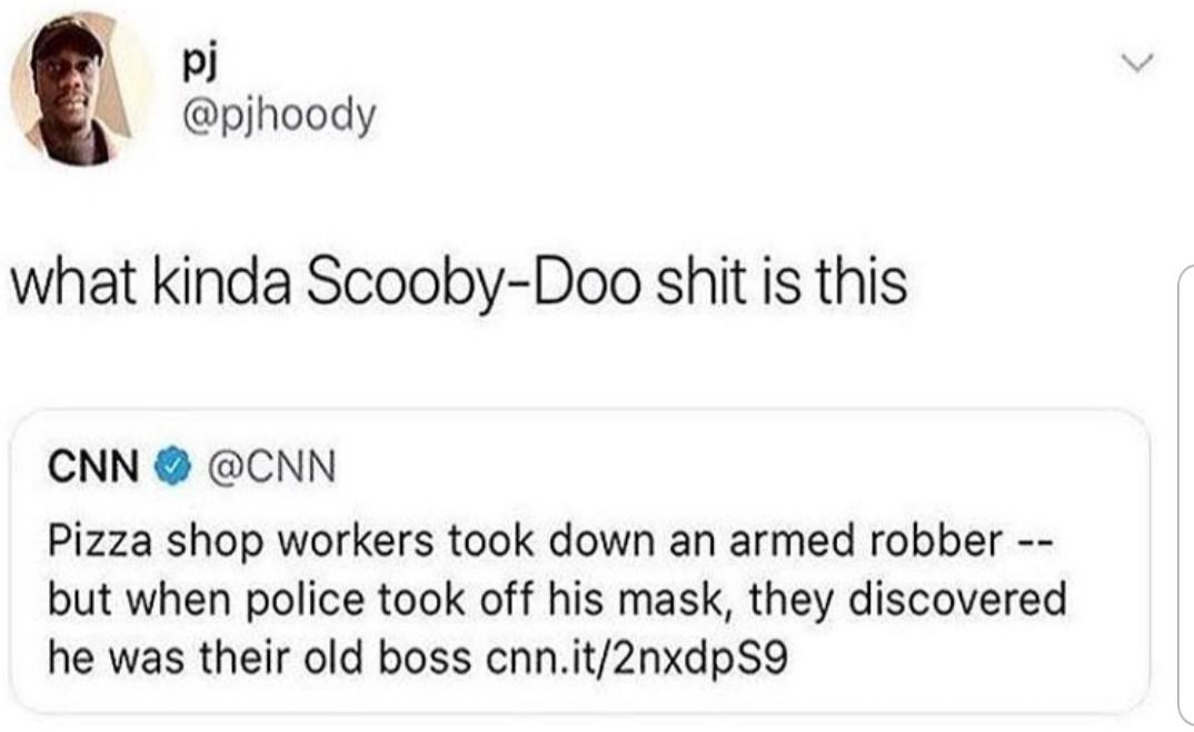Scooby my doo - meme