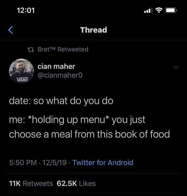 Avoiding the question - meme
