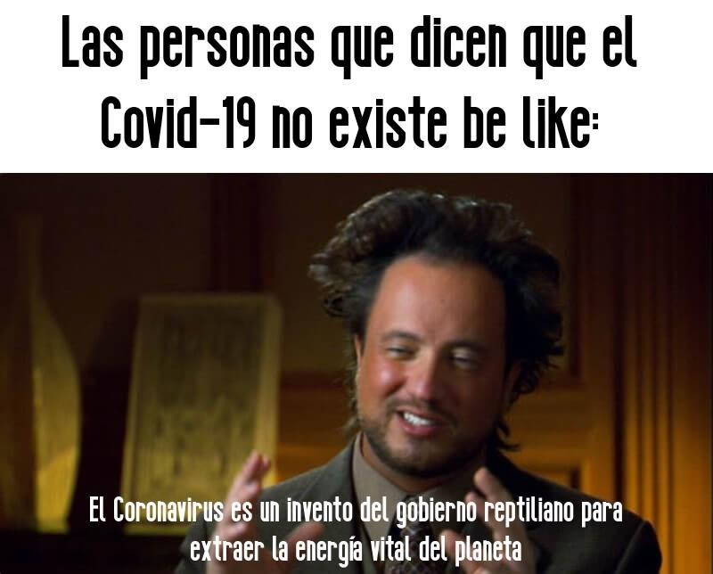 Sopa de iguana - meme