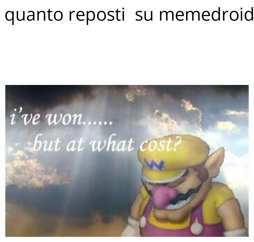 Ah..... I repost - meme