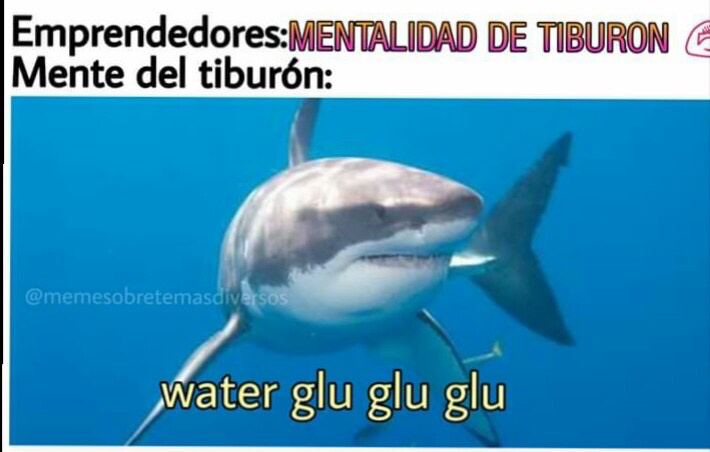 WaterGluGluGlu# - meme