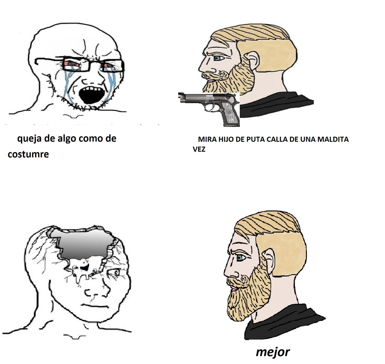MUCHO MEJOR - meme