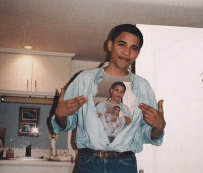 It's ya boy obama and you're watching the destruction of america - meme