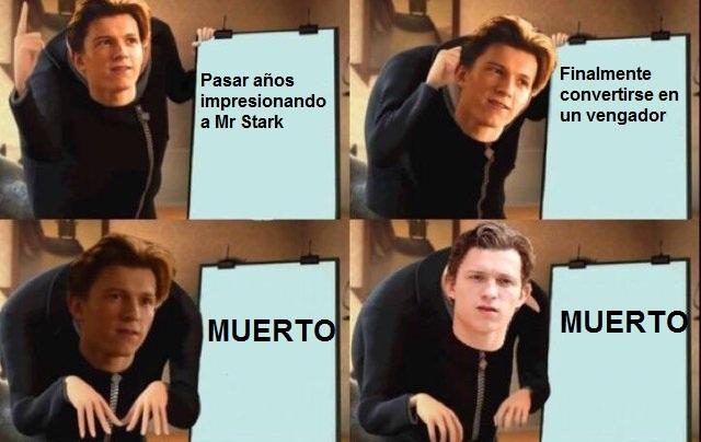 Pobre chico :c - meme