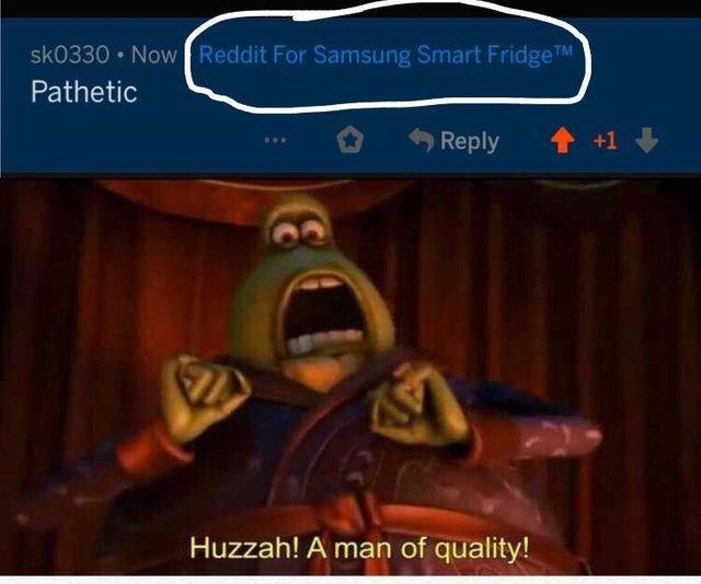huzzah - meme