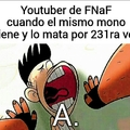 Meme de FNaF, no se rían, es malardo