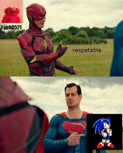 Sonic... - meme