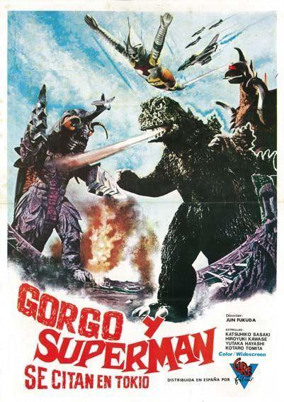 Gorgo y Superman best name - meme