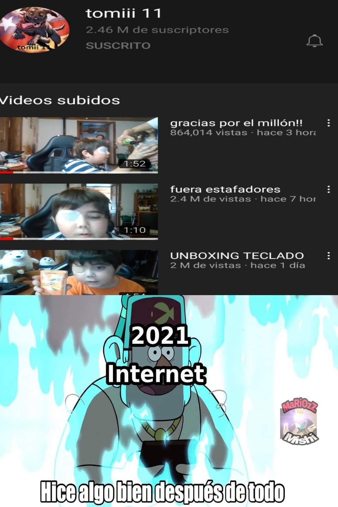 Sigan al niño - meme