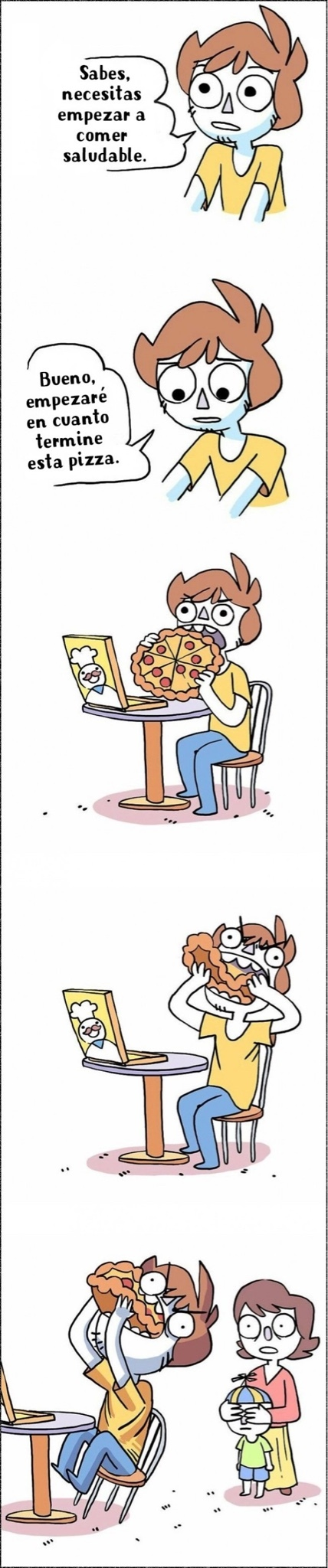 Pizza :D) - meme