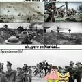Que guerra mas bonita