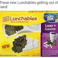 never had lunchables nor lean nor xans cause lean is liquid heroin and xans gon betray you