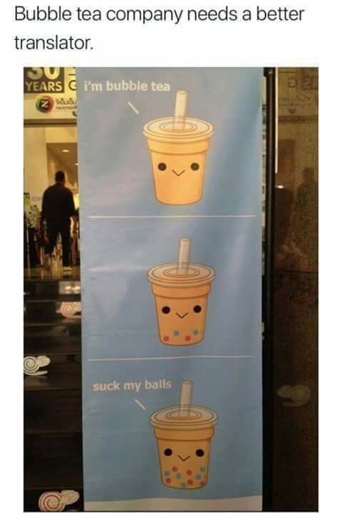 or perhaps they are a marketing genius - meme