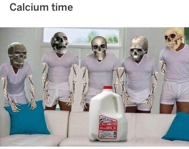 Milk - meme