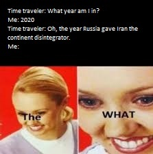 The what - meme