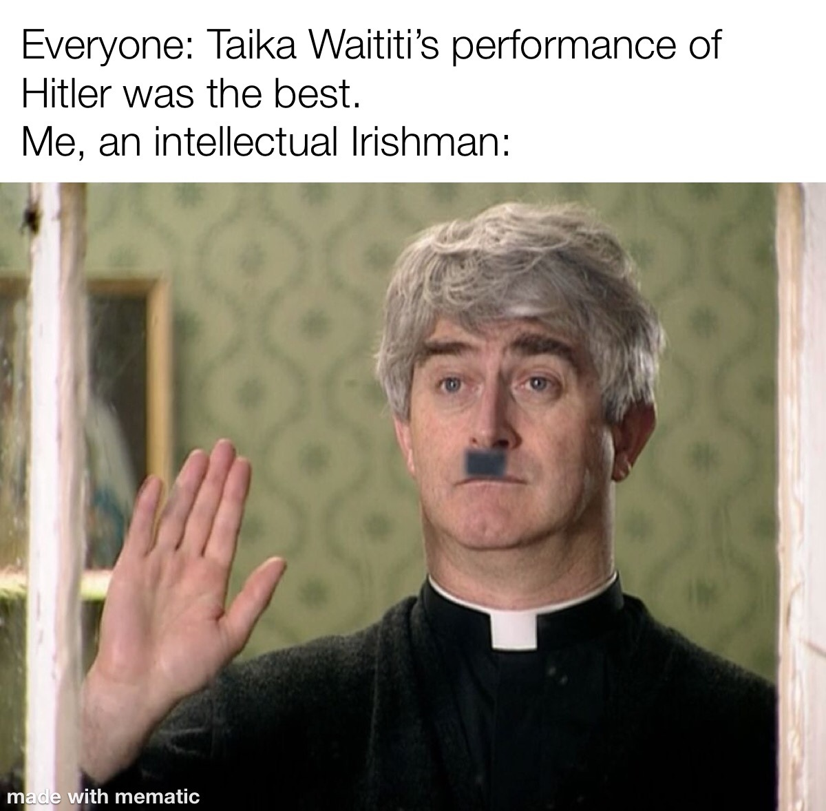 Father Ted for those of you who are curious - meme