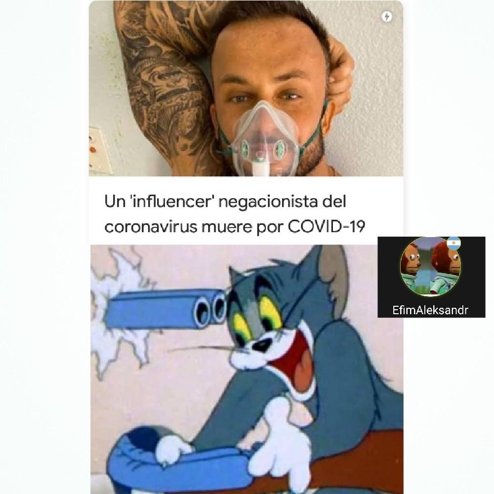 *c murió* - meme