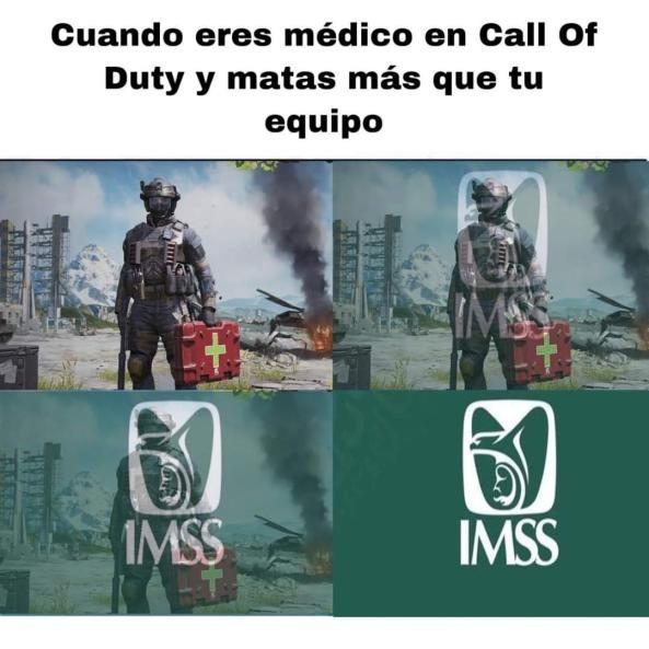IMSS - meme