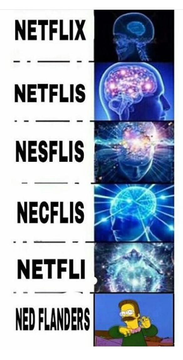 Nesflis - meme