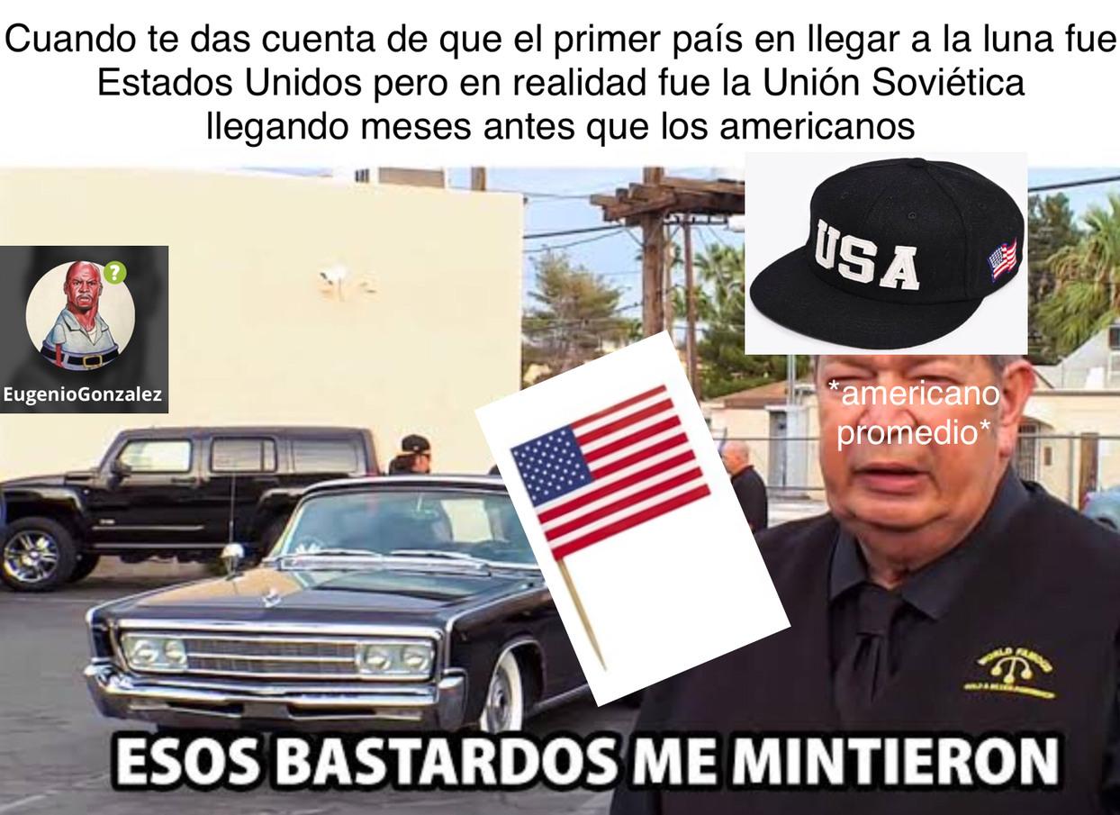 MALDITOS RUSOS!!! - meme