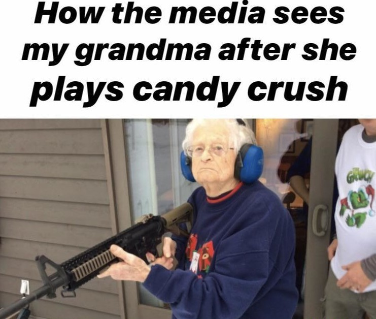 360 Gramma - meme