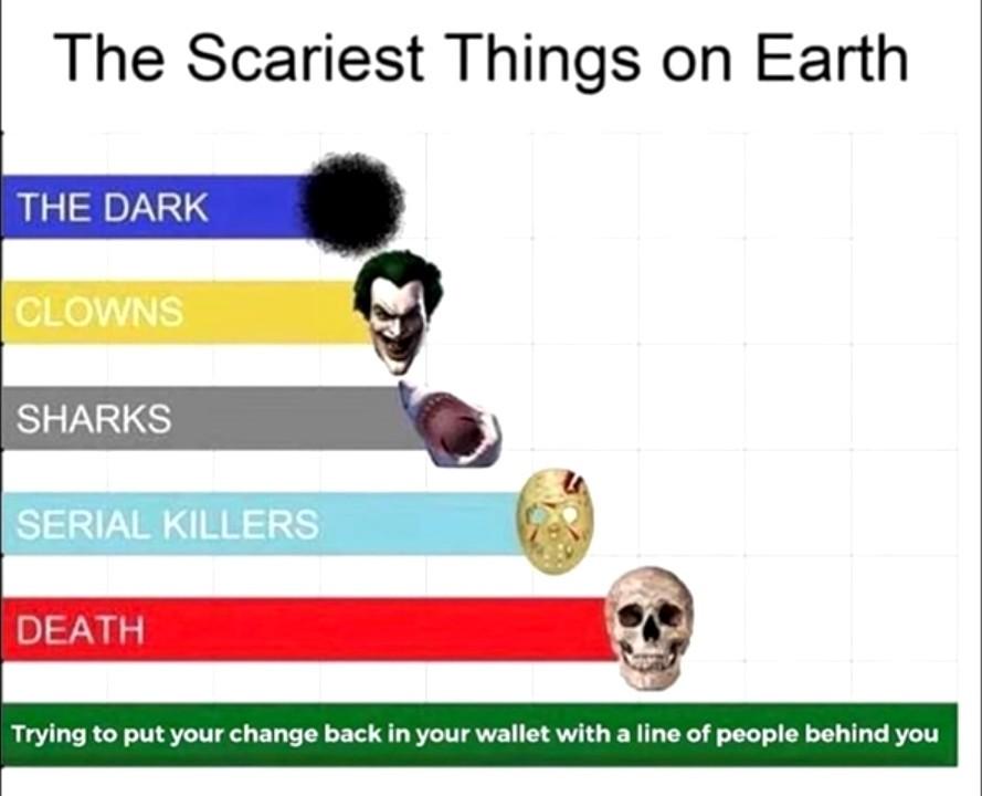 Scary - meme