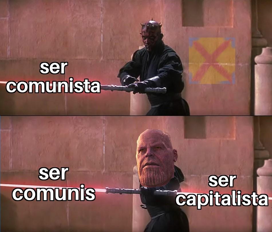 Comunisthanos - meme