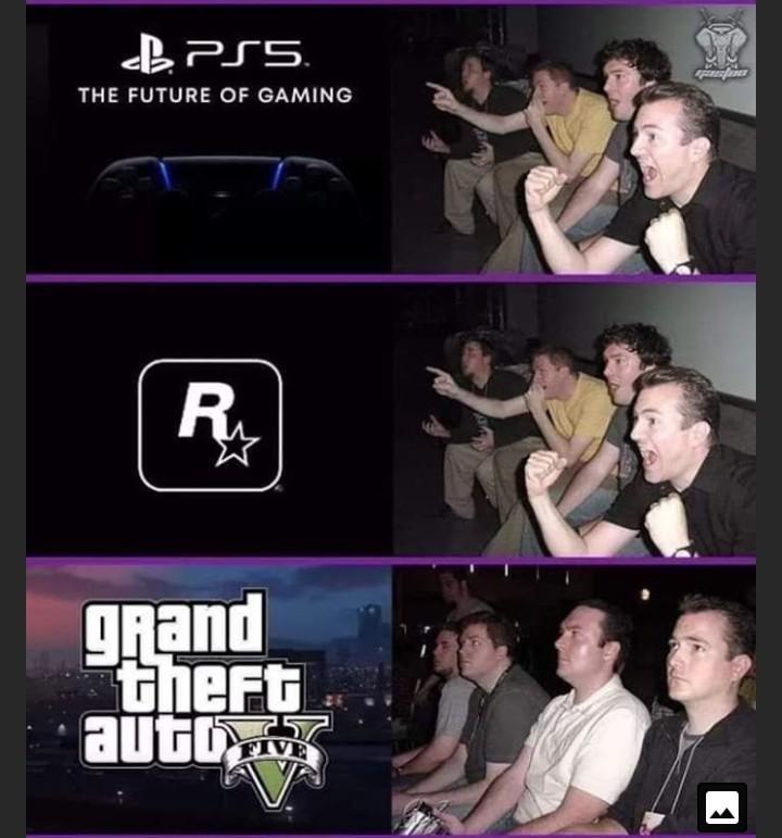 Tá atrasado, mas tá aí, GTA San Andreas Remasterizado - meme