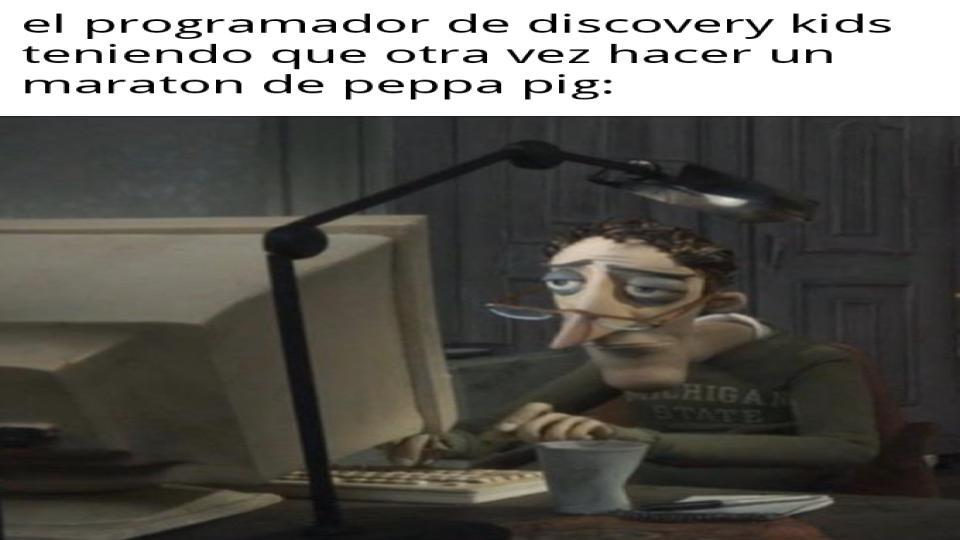 espero que no sea idea ya usada - meme