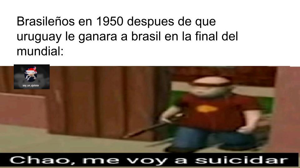 maracanazo momento - meme