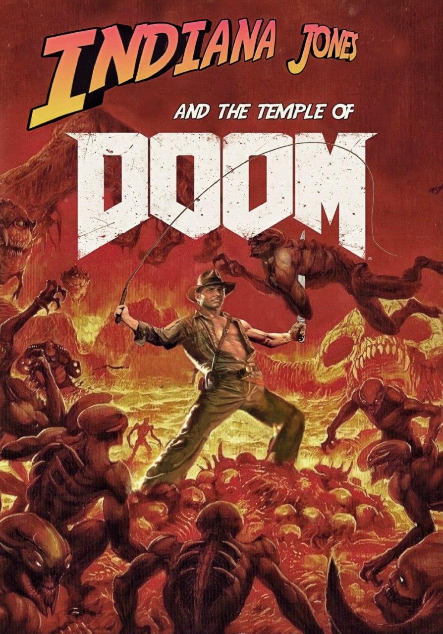 Indiana Doom - meme