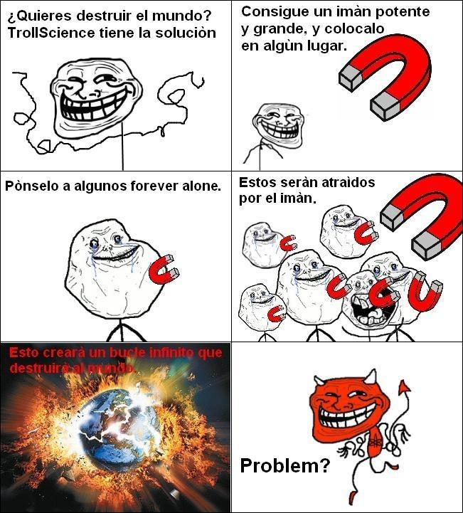 trollscience - meme