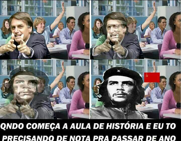 oprimir comunistas - meme