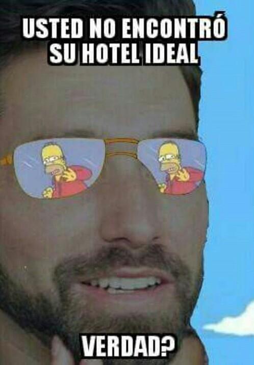Hotel? - meme