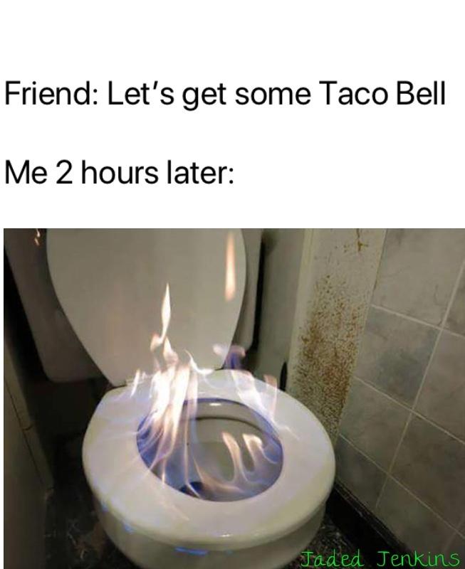 Taco Hell - meme