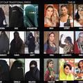 real muslim dress