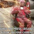 Cripple flash